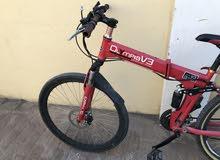 دراجة هوائية ماركة OLYmpiaV3