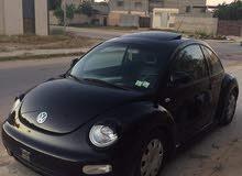 Black Volkswagen Beetle 2004 for sale