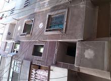 بيت للبيع بدقادوس ميت غمر المساحة 4 ادوار - 50 متر مربع