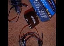 وصلة تحويل من VGA إلى HD وبها مخرج صوت