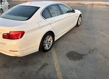 BMW الفئة الخامسة موديل 2013