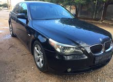 Automatic Black BMW 2005 for sale