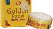 كريم جولدن بيرل للتبيض وازالة الحبوب