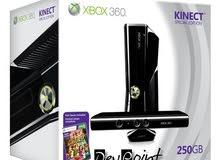 مطلوب Xbox 360 slim