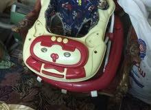 مشاية اطفال مستعملة للبيع