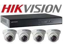 * كاميرات مراقبة للمنازل و المحلات التجارية