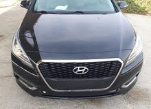 Black Hyundai Sonata 2016 for sale
