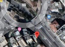 للبيع عمارة تجارية في الأردن وسط عمان ثلاث طوابق