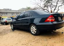 100,000 - 109,999 km Mercedes Benz C 200 2003 for sale