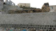 لبيع ارض مساحه 7لبن حرمسوره ومعمده علاشارع 10العنوان الستين جوار جامعه اليمن