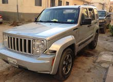 Jeep Liberty car for sale 2008 in Tripoli city