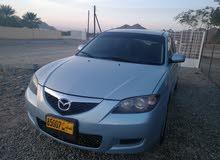 Blue Mazda 3 2007 for sale