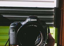 Canon 5D Mark lll with EF 24-105mm f/4L IS Canon L-series lens