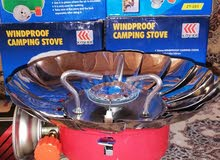 طباخة صغيرة لرحلات والاستخدامات الاخرئ