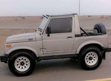 Gasoline Fuel/Power   Suzuki Samurai 1995