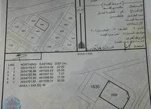 ارض في صحم ديل ال عبد السلام