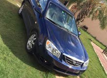 Blue Kia Cerato 2008 for sale