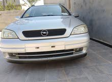 Opel Astra car for sale 2000 in Misrata city