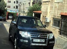 For sale Mitsubishi Pajero car in Amman