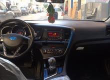Used condition Kia Optima 2011 with  km mileage