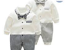 ملابس أطفال تسليم فوري (0-3 سنوات)
