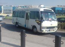 باصات  كوستر 25 راكب للايجار اليومي والرحلات