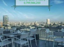 Abdoun neighborhood Amman city - 1 sqm house for sale