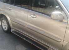Gasoline Fuel/Power   Suzuki XL7 2001
