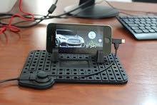 حامل موبايل للسيارة أو المكتب يوضع على التابلو