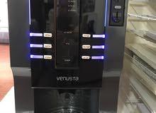 ماكينة صنع قهوة للبيع (شبه جديدة)