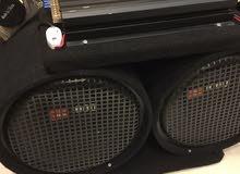 مجموعة صوت السيارة JBL