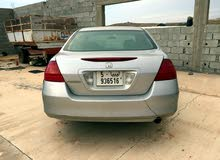 Honda Accord 2007 - Tarhuna