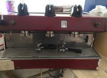 مكينة قهو بازاره اطاليه ثلاث براتشوات
