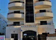شقة للبيع مع حديقة في طبربور (( قرب كلية الشهيد فيصل )) / بالأقساط 24 شهر