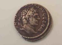 عملة رومانية من 150-200 بعد الميلاد roman coin