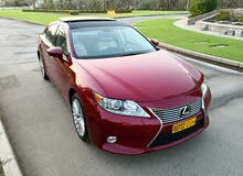 Red Lexus ES 2013 for sale