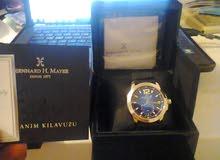 ساعة بيرنارد ه.ماير سويسرية الصنع جديدة