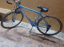 سيكل سباق شبه جديد bicycl cycle