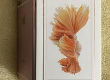 ايفون 6S ذاكرة 64 اللون روز