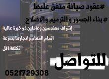 شركة النيل للمقاولات والصيانة العامة