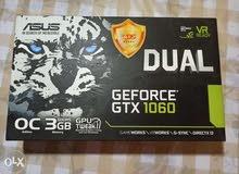 ASUS GeForce GTX1060 3GB