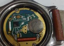 ساعة سويسرية اصلية