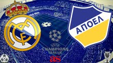 Apoel Nicosia vs. Real Madrid - Away Tickets with Real Madrid Fans