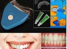 عرض تبييض الاسنان