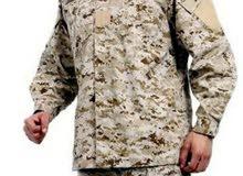 بدلة عسكرية للبيع صحراوية