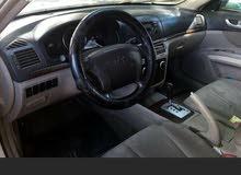 سوناتا 2007تبي محرك