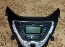 مسجل سياره CD هونداي النترا الاصلي