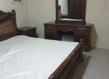 غرفة نوم +وحدة ادراج