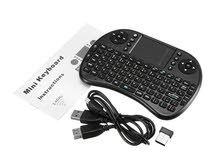 Wireless Mini Keyboard For T.V and PC