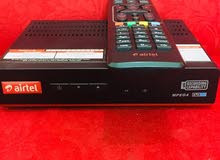 Airtel Receiver with Recorder